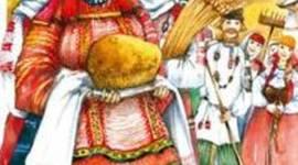 Календарь славянских праздников timeline