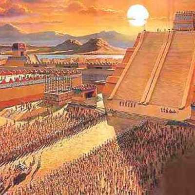 Aztec Empire (1376 - 1520) timeline