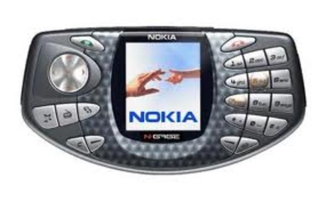 Mi segundo móvil