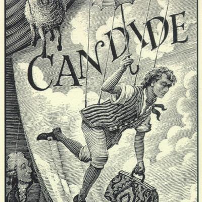Irodalomra idővonal Candide timeline