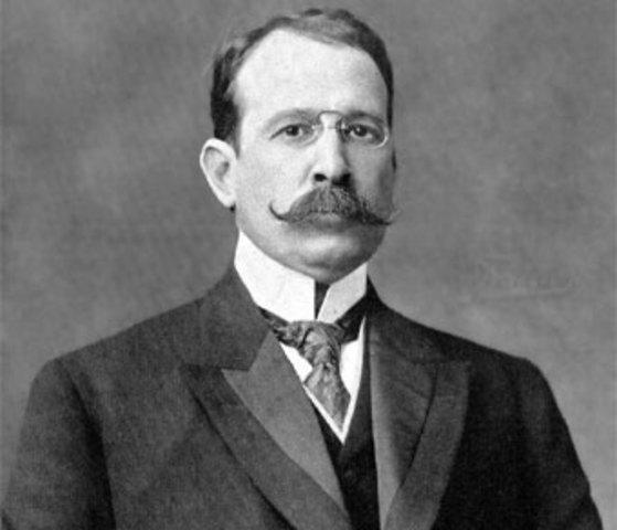 Jose Figueroa Alcorta 1906-1910