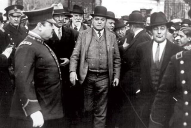 segunda precidencia de Hipolito Yrigoyen 1928