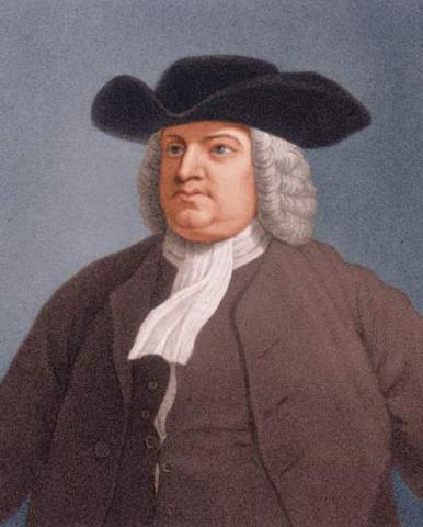 William Penn Sr. is owed money