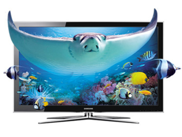 Televisión en 3D
