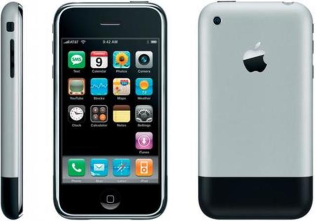 APPLE LANZA EL IPHONE