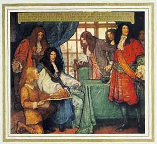 Charter of Pennsylvania