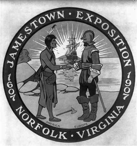 Jamestown colony founded