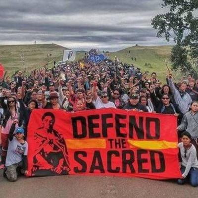 Standing Rock Protest timeline
