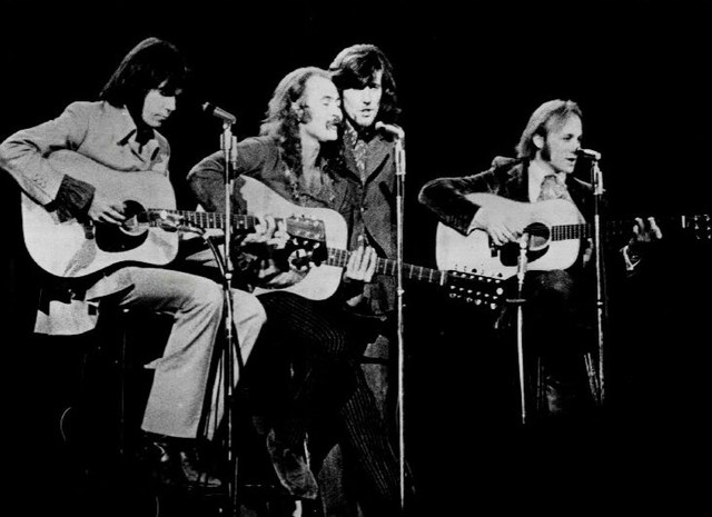 "Crosby, Stills, Nash and Young - ""Ohio"""