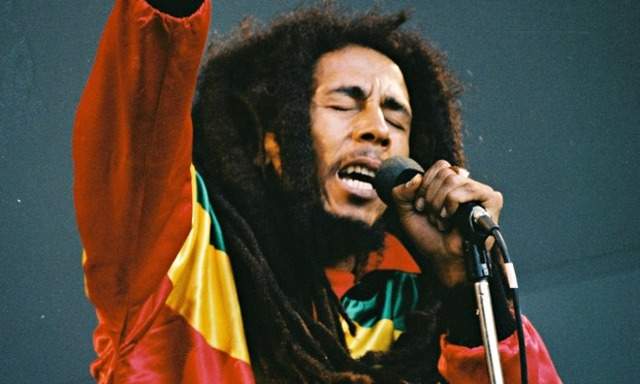 "Bob Marley & the Wailers - ""Get Up, Stand Up"""