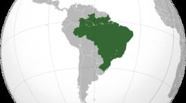 História do Turismo no Brasil timeline