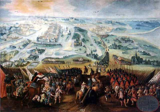 Guerra con Holanda