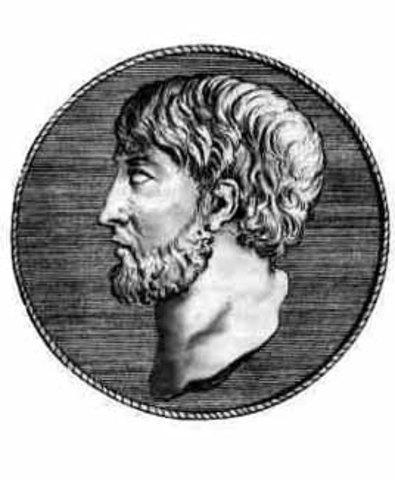 Anaximenes de Mileto.