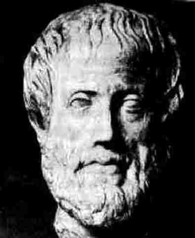 Aristotle 384-322 BC.