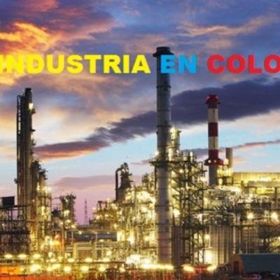 EVOLUCIÓN INDUSTRIA EN COLOMBIA  timeline