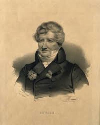 GEORGES LÉOPOLD CHRÉTIEN FRÉDÉRIC DAGOBERT CUVIER