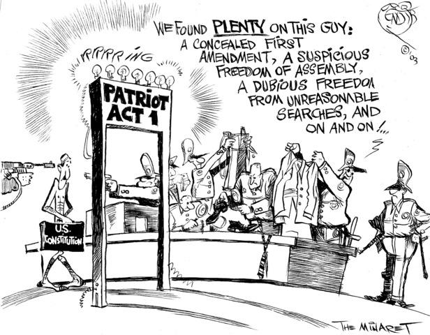 U.S.A. PATRIOT Act