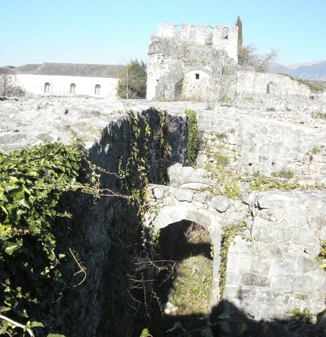 Ruins of the Seraglio (palace)