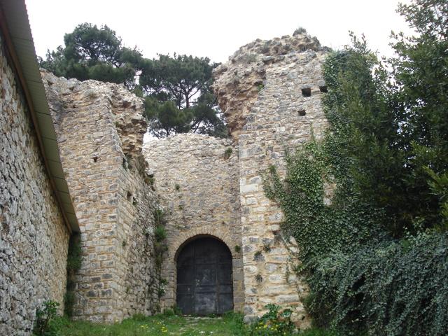 Byzantine Gate / NE Acropolis