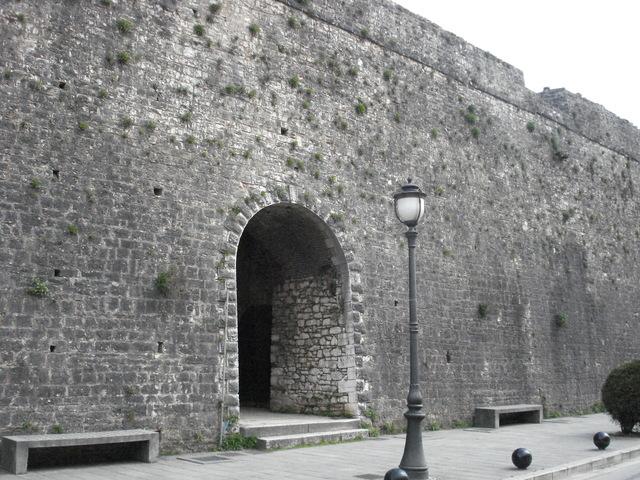 Western Walls (Philanthropinon str. Gate)