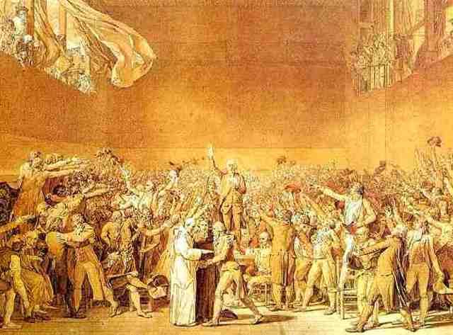 Louis XVI Calls the Estates-General