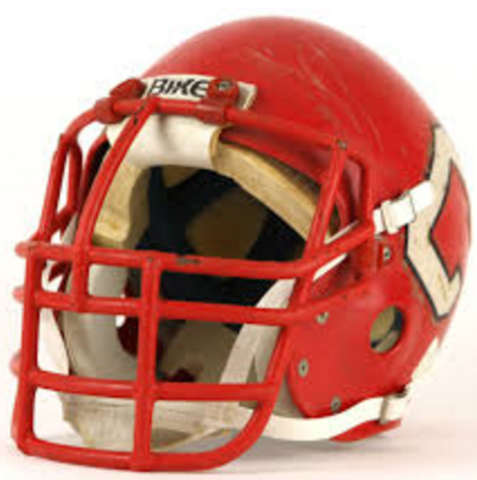 oly-carbonate Helmets become the Norm