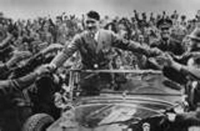 Adolf Hitler Becomes Chancellor