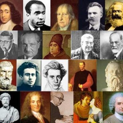 Grandes Pensadores Contemporáneos timeline