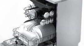 История создания посудомоечной машины. timeline