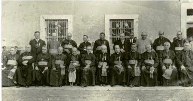 """El Comité Episcopal lanza una Carta Pastoral condenando la """"Ley Calles"""""""