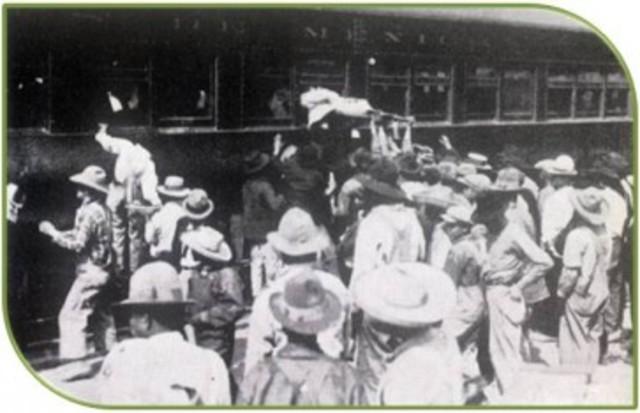 Los Cristeros al mando del General Jesús Degollado toman Juchitlán, Jalisco.