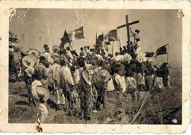 Los Cristeros toman Cocula, Jalisco.