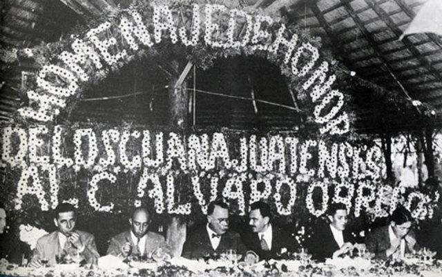 """Es asesinado en el restaurante """"La Bombilla"""" en la ciudad de México, el General Álvaro Obregón"""