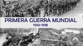 Desarrollo de la Primera Guerra Mundial timeline