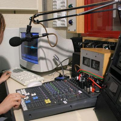 Развитие радиовещания timeline