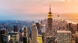 NUEVA YORK. timeline