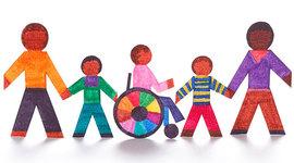 Linha do Tempo das Concepções e Políticas do Sujeito e da Educação Inclusiva timeline