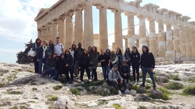 2η μέρα κινητικότητας στην Αθήνα (26/3-1/4-2017)