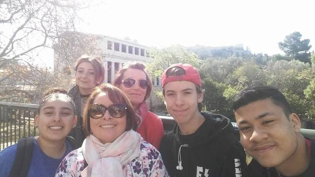7η μέρα κινητικότητας στην Αθήνα (26/3-1/4-2017)