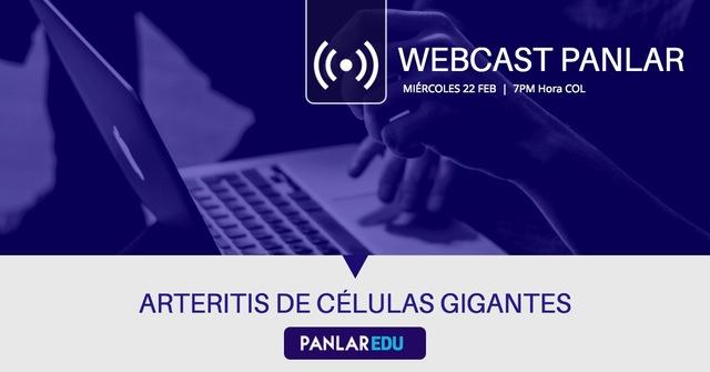 Inician las Sesiones Mensuales de PANLAR . Ateneo Virtual / Monthly Session