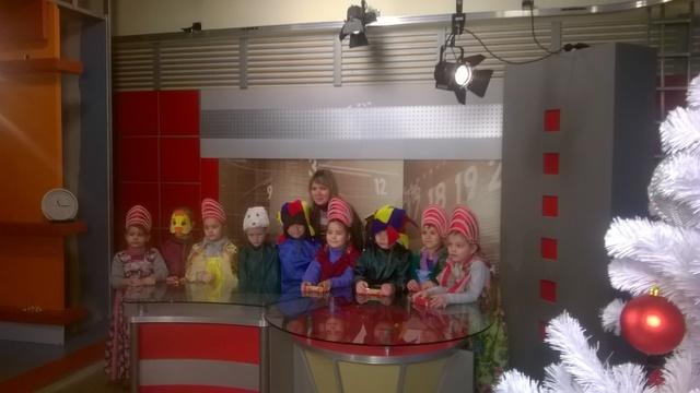 Экскурсии на телевидение