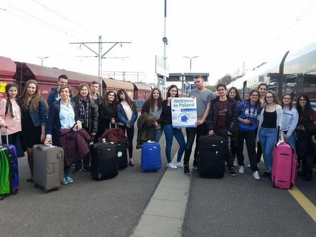 1η μέρα κινητικότητας στην Πολωνία (Μπιέλσκο-Μπιάλα)