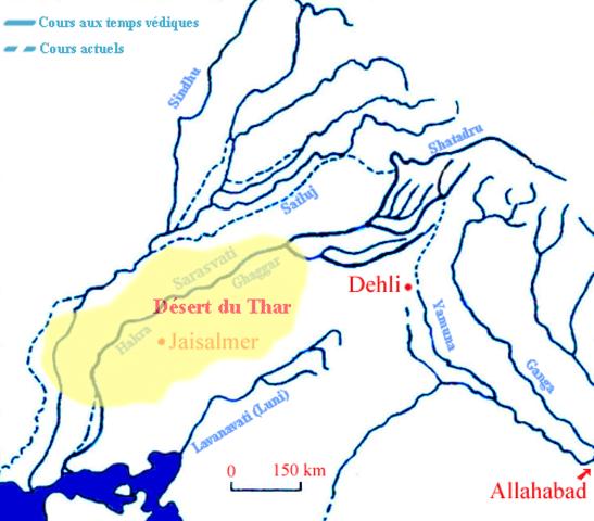 Decline of Mohenjo Daro and Harappan.