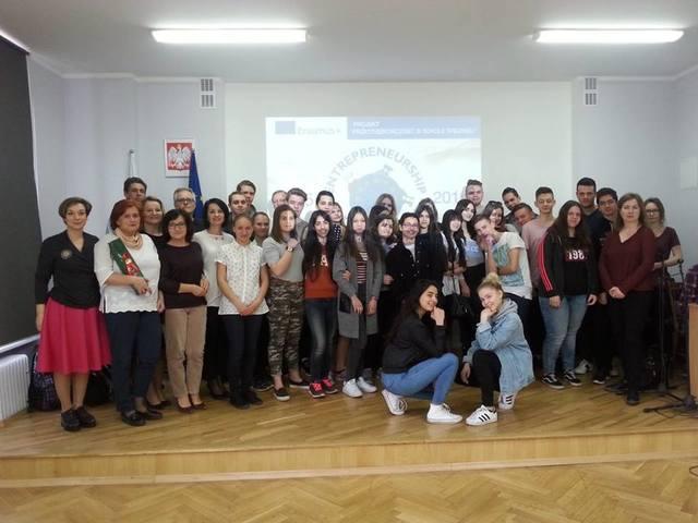 2η μέρα κινητικότητας στην Πολωνία (Μπιέλσκο-Μπιάλα)