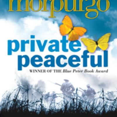 Private Peaceful Novel Summary ENGL timeline