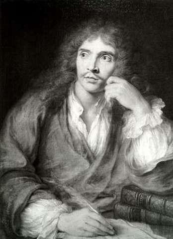 Molière 15 de Enero de 1622 – 17 de Febrero de 1673