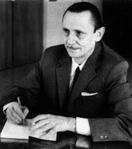 Antonio Buero Vallejo 29 de Septiembre de 1916 – 28 de Abril de 2000
