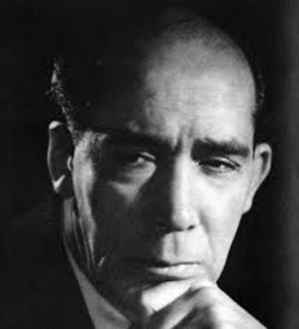 Alejandro Casona 23 de Marzo de 1903 – 17 de Septiembre de 1965