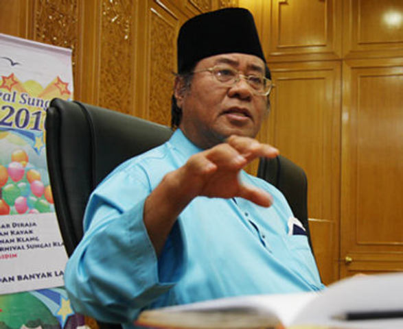 MB Selangor disagrees with the Pahang-Selangor raw water transfer project