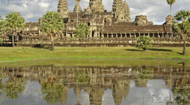 Cambodian History timeline